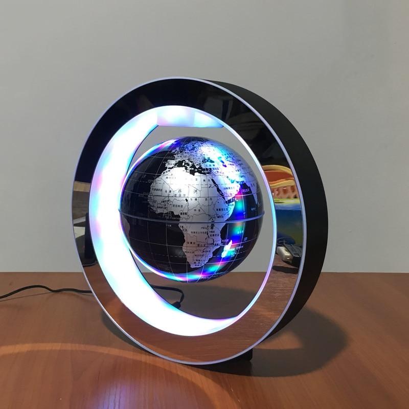 GLOBELIGHT V2 - Magnetic Levitating LED Globe Lamp