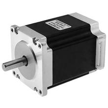 цена на 1PC Nema 23 Stepper Motor 57 Motor 1.9Nm(269Oz.In) 3A 76Mm Nema23 Step Motor 4-Lead for CNC Milling Machine