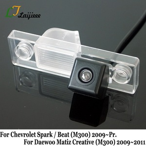 Image 1 - Parkeergelegenheid Camera Voor Chevy Chevrolet Spark Beat M300 2009 2010 2011 2012 2013 2014 2015 2016 2017 2018 2019/ HD Nachtzicht Auto Achteruitrijcamera Voor Daewoo Matiz Creative 2009 2010 2011