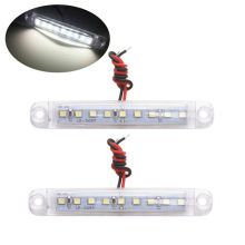 2PCS Trailer Light led 24v Camion LED Marker Light Truck Licht 24v LED Zijmarkeringslichten Voor trailers(China)