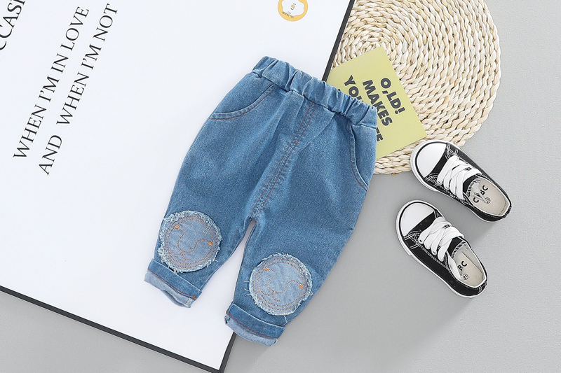 HYLKIDHUOSE 2020 Spring Baby Boys Clothing Sets Toddler Infant Clothes Camouflage Denim Coat Long Sleeve Hooded T Shirt Jeans