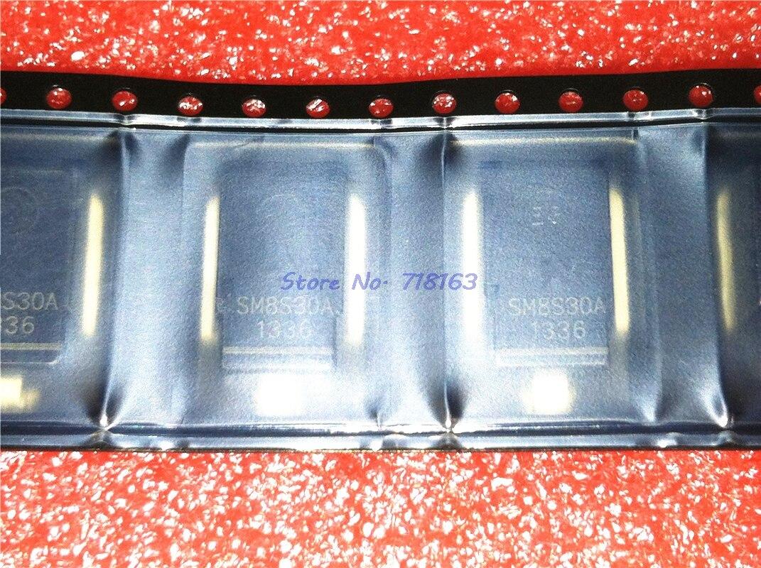 5pcs/lot SM8S30A-E3/2D SM8S30A DO-218AB In Stock