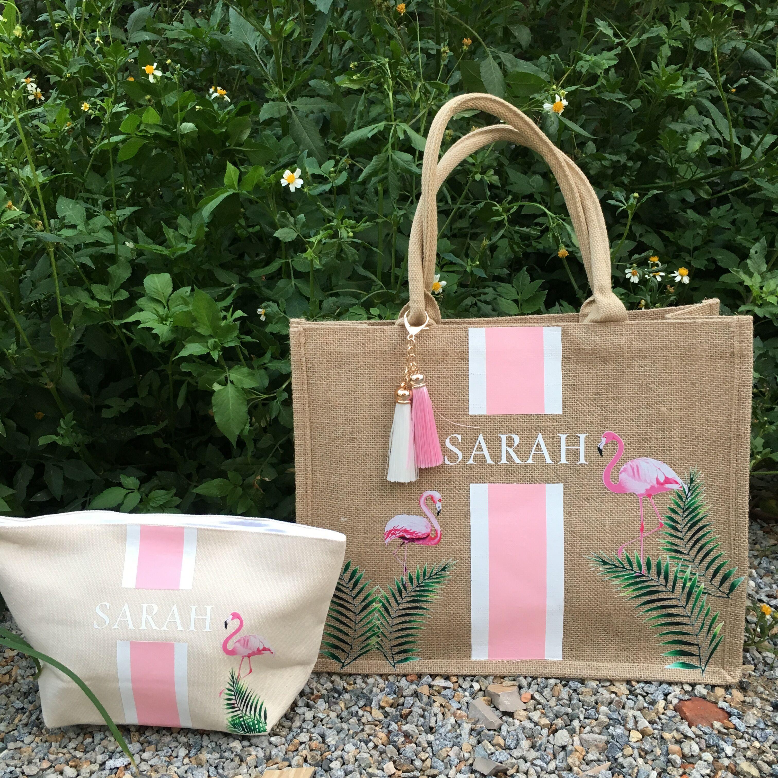 Personalised Bag Custom Beach Bag Custom Bag Womens Gift Ideas Custom Bride Bag Custom Shopping Bag Gift ideas for Her
