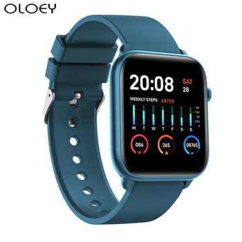 1.3 Inch Full Touch Smart Watch Men Women Fitness Tracker Smartwatch Heart rate Monitor Smart Bracelet pK watch 5 IWO 8 PK B57 компрессор garage pk 40 f210 1 5