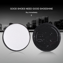 Express Shine Sponge Brush Leather Shoe Black Practical Tools Shoe Brushes Shimmer Polish Cleaning Cleaner