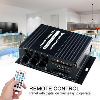 400W bluetooth HiFi Power Amplifier  6