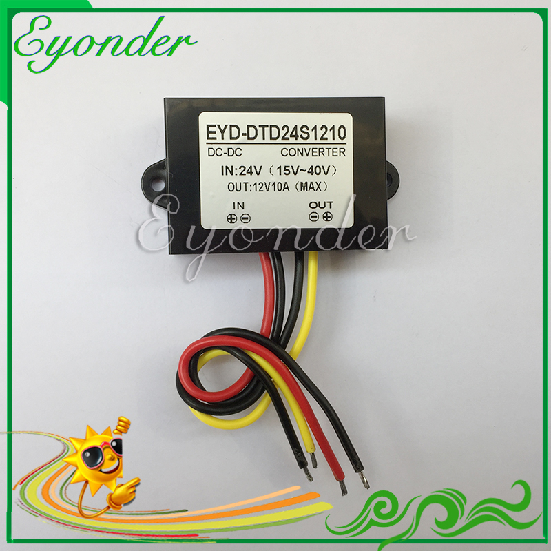 10v~36v 12v 13.8v <font><b>15v</b></font> 16v 18v 24v 28v 36v <font><b>dc</b></font> to <font><b>dc</b></font> buck boost converter step up step down 12v to 24v 1a 24w power supply module image