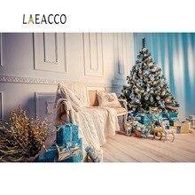 Laeacco Christmas Tree Gift Reindeer Carpet Chic Wall Chair Child Portrait Photo Backdrops Backgrounds Photocall Photo Studio хелприн марк солдат великой войны