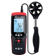 Метеостанция Анемометр регистратор с скоростью ветра, температурой направления ветра, влажностью и программным обеспечением ПК