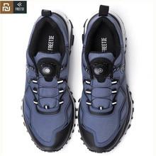 Mijia FREETIE Men Knob Strap Sneakers Outdoor Sports Trail Mijia Running Shoes High Cushioning Walking Footwear for Xiaomi Mijia