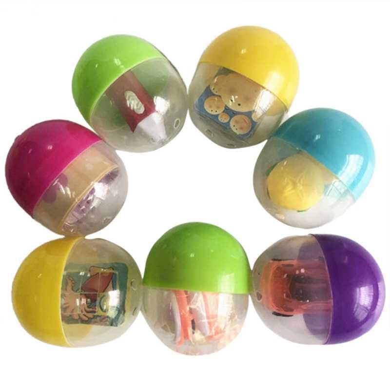 Gaya Baru Kejutan Telur Kejutan Bola Mengejutkan Boneka Mainan Gashapon Hadiah Mainan Anak