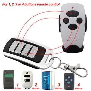 Image 3 - Télécommande de Garage 433mhz 300/315/390/418/868mhz contrôleur de porte télécommande porte clés commande ouvre porte émetteur duplicateur