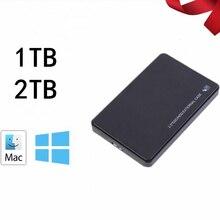 2.5 discos rígidos externos do disco rígido de 1tb 2tb usb3.0 sata3.0 hdd disco duro externo para o portátil/mac/xb