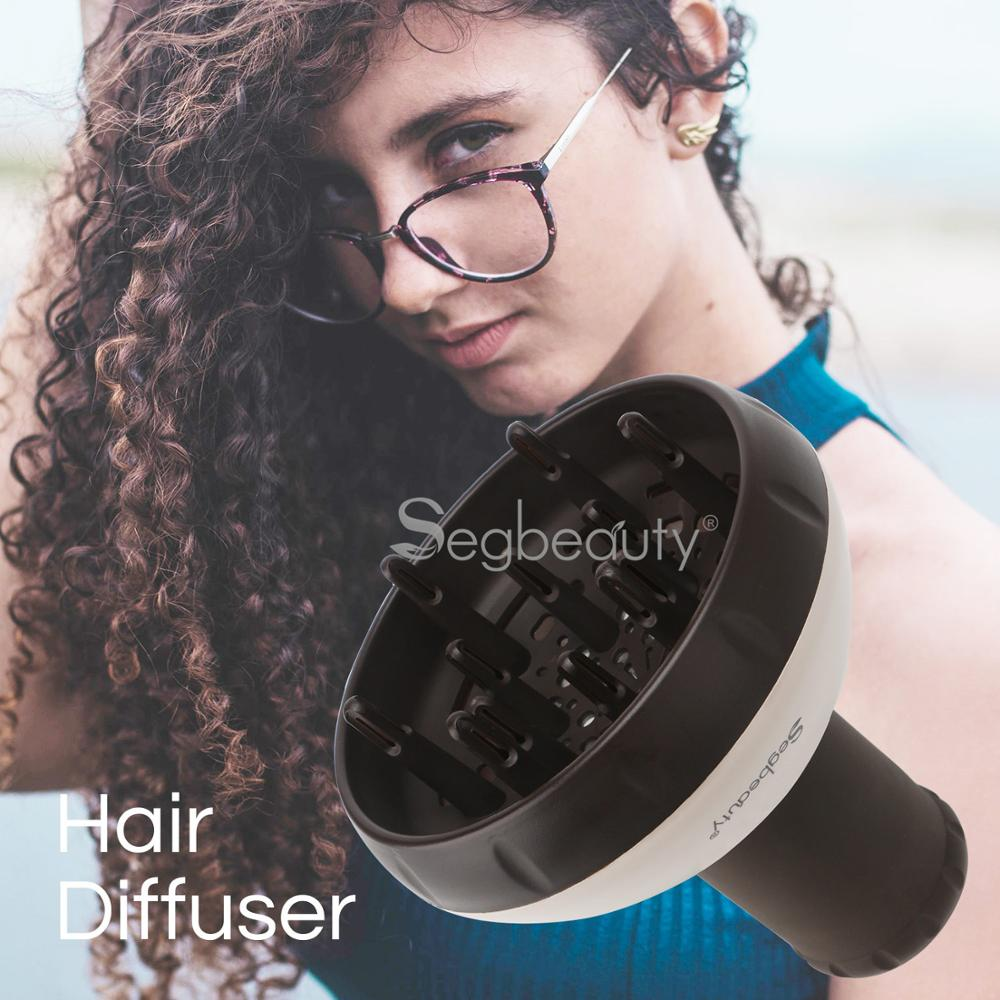 Profissional secador de cabelo difusor capa de