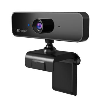 1080P Webcam with Microphone Full HD Video Web Cam Computer Peripheral USB Web Camera for Youtube PC Laptop Live Video Tripods 1