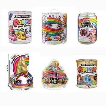 Пупсик Slime сюрприз Licorne к требованиям заказчика; сверкающие; Critters радужным, звезда, единорог, мягкие игрушки для детей