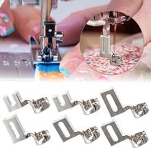 High Low Shank Presser Foot Ruler Foot For Singer Brother Sewing Machine Free Motion Darning Frame Sewing Ruler Quilting Tools