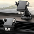 Wireless Fast Charger Car Phone Holder Universal Cell Mobile Phone Magnetic Mount Support Stand for iPhone Xiaomi Air Vent Clip