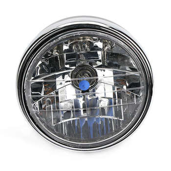 цена на Motorcycle Headlight For Honda Cb400 Cb500 Cb1300 Hornet 250 600 900 Vtec Vtr250 Running Light