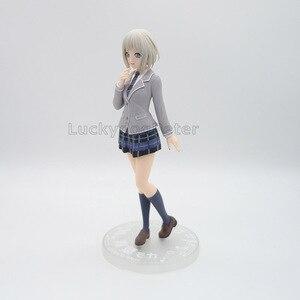 Image 4 - Anime 1/8 échelle peint Figure BanG rêve! Jouets de figurine en PVC Action Moca Aoba 21.5CM
