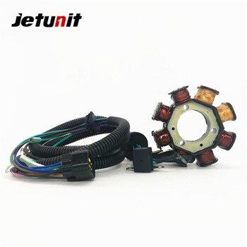 JETUNIT Jetski, estator de bobina de arranque, generador de montaje Magneto para Yamaha GP/XL/XLT800 XA, corredor de onda 66E-85510-00-00 14-406
