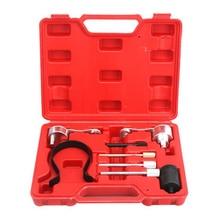 цена на Diesel Engine Timing Setting Locking Tool Kit Belt Drive For Jaguar Land Rover 2.7 3.0