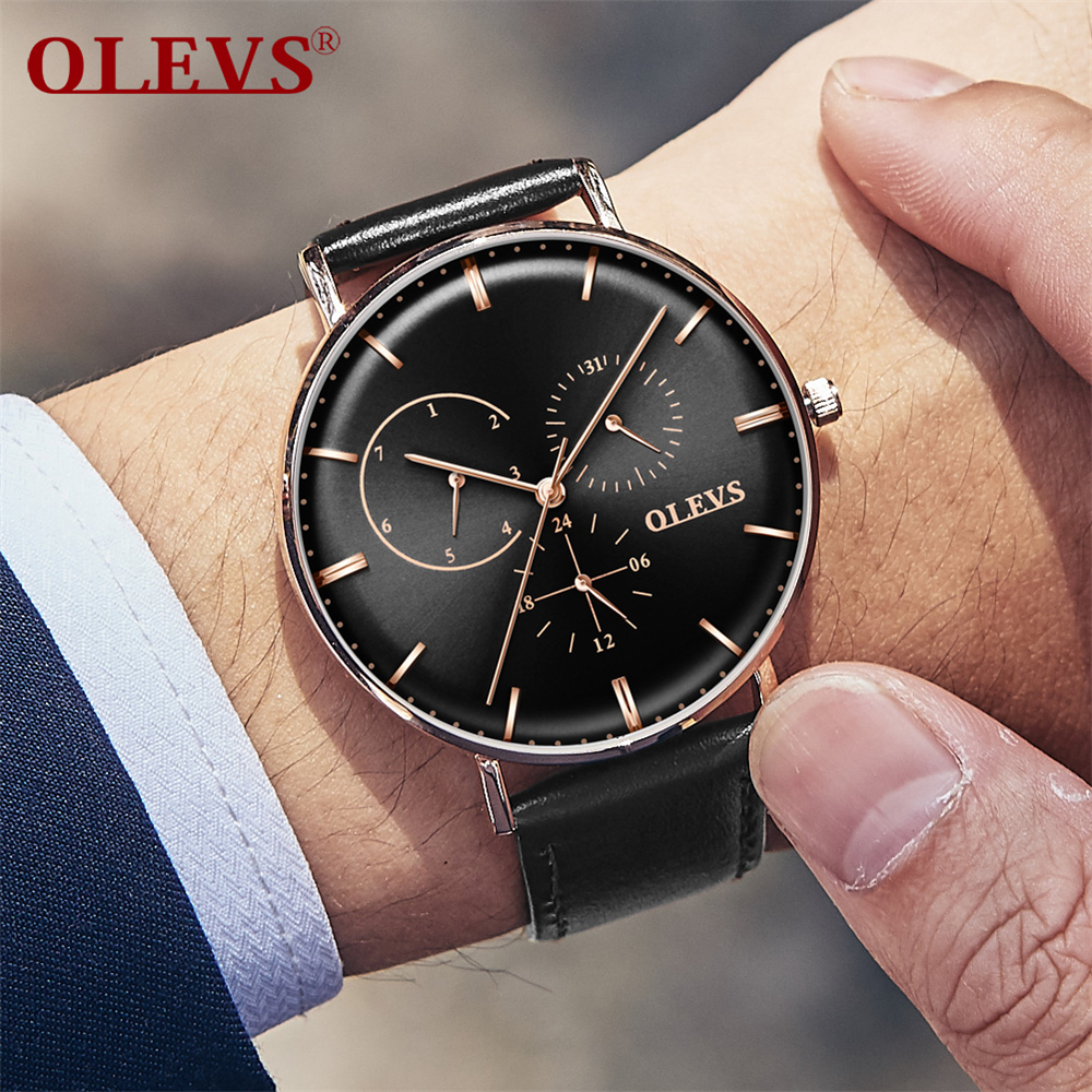 2020 Waterproof Automatic Quartz  Steel Belt Men's Watch Fashion Casual Watches For Men Luxury Mens Gift                      Y