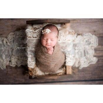 2020 искусственный цветочный кружевной ободок для новорожденных реквизит для фотосъемки для маленьких девочек фотография ободок для фотосъемки|Шапки и кепки|   | АлиЭкспресс