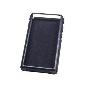 Image 4 - ポータブル落下防止音楽プレーヤー pu レザーケース hiby R5 ハイファイ音楽プレーヤー保護カバーケース MP3 プレーヤープロテクター