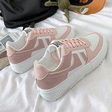 2021 das mulheres sapatos tênis cor sólida casual andando esportes feminino senhora tênis de corrida feminino zapatillas deporte