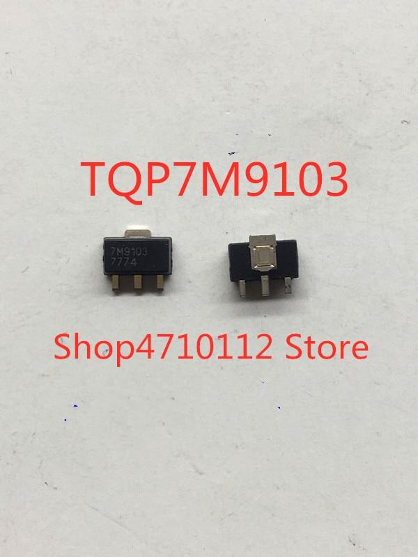 10PCS/LOT NEW  TQP7M9103  MARKING  7M9103  9103 SOT89 IC