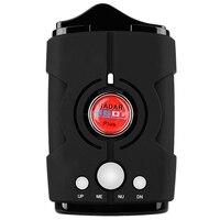 V8 360 grad Auto GPS Geschwindigkeit Radar Detektor Scannen Voice Alert Laser LED Für Sicherheit-in Radarwarner aus Kraftfahrzeuge und Motorräder bei