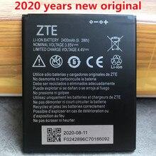 2020 novo original de alta qualidade 2400mah li3824t44p4h716043 bateria para zte lâmina a520 a521 ba520 a520c a603 ba603 baterias do telefone