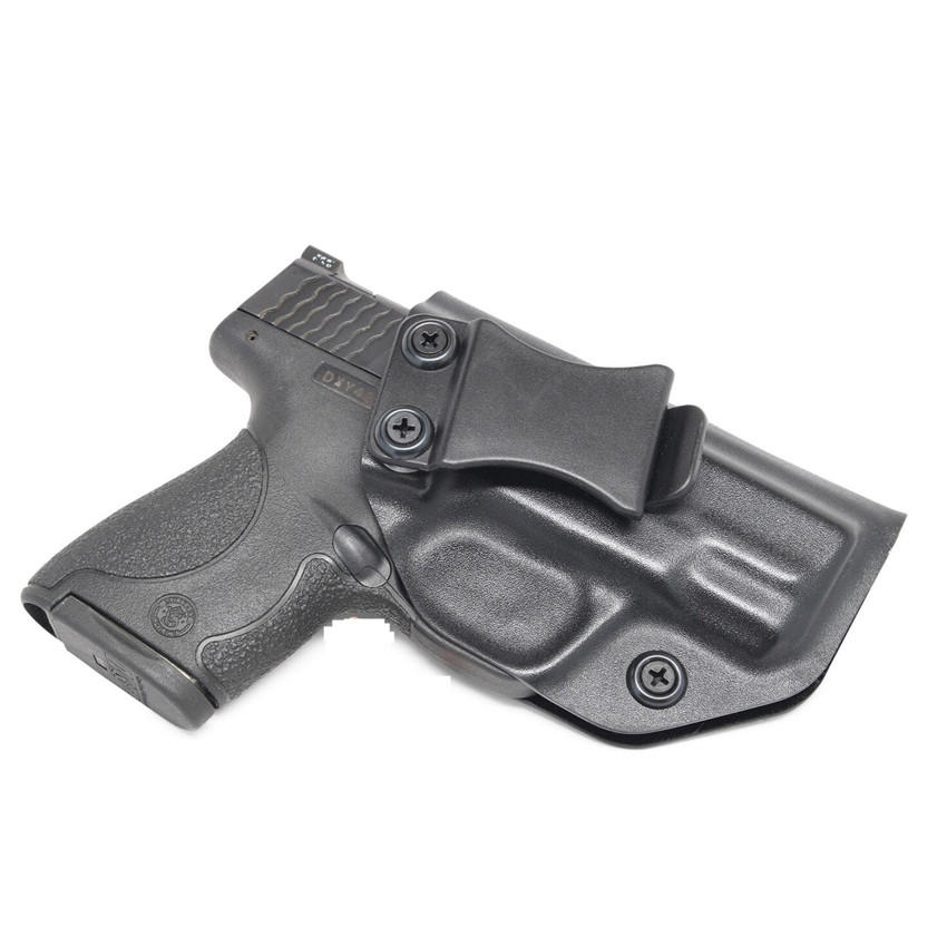 Concealment IWB KYDEX Holster For Smith & Wesson M&P Shield & Shield Compact 2.0 9MM .40  Inside The Waistband Concealed Carry