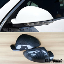 Carbon Fiber Look Mirror Cover For Opel Insignia 2009 2010 2011 2012 2013 2014 2015 2016 + Rear Side View Mirror Cover