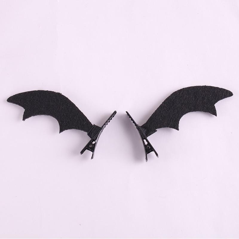 Lolita Angel & Devil Wings Hairpin  3
