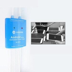 Image 2 - Cable de prueba Cerrent para teléfono Samsung, Huawei, Xiaomi, Oppo, Android, fuente de alimentación SS 905C
