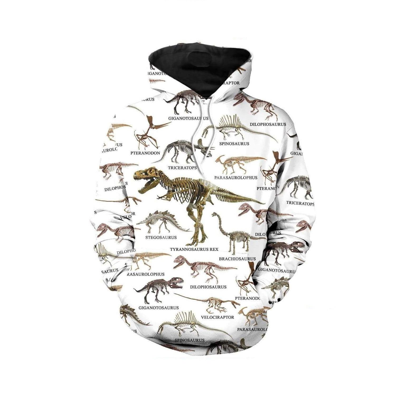 Tessffel Animal Dinosaur Art Camo Tracksuit 3DPrinted Hoodie Sweatshirt Jacket shirts Men Women HIPHOP colorful Harajuku style 6 in Hoodies amp Sweatshirts from Men 39 s Clothing