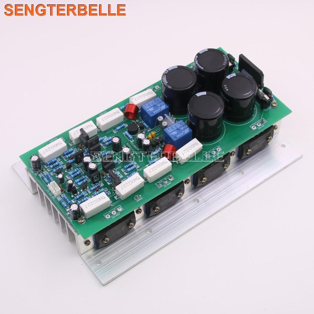 500W+500W Sanken HiFi Audio Amplifier Board 2SC3858 ...