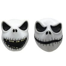 Christmas Night Cry Mask Movie Latex Halloween Cosplay Props Costume Accessory