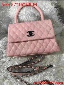 Luxury Designer Brand Chanel- Handbag Shoulder Bags Women Messenger Bag Bolsa Feminina Handbags C49