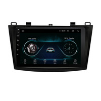 4G LTE Android 8.1 For MAZDA 3 2010 2011 2012 2013 Multimedia Stereo Car DVD Player Navigation GPS Radio