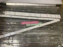 Nowy 100 sztuk/partia 5LED 389mm podświetlenie LED strip dla obsługi Philco PH40R86DSGW 400S8605X8 C0028 E34036 40S 4 10 1.00.1.388015 S01R V1