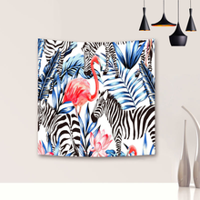 Flamingo Tapestry wall hanging wall decoration tablecloth wall hanging Printed wall tapestry Tapestry/wall blanket/beach towel new printed wall hanging tapestry world map tapestry beach towel blanket carpet rectangular tablecloth room decorative tapestry