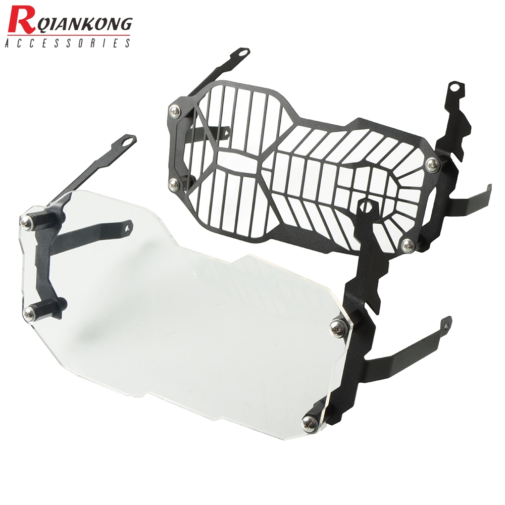 Motorcycle headlight Net Protection Cover Grill Anti-Fall Protection Cover For <font><b>BMW</b></font> R1200GS R <font><b>1200</b></font> <font><b>GS</b></font> <font><b>LC</b></font> ADV 2012-2018 <font><b>Moto</b></font> image