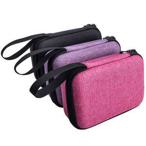 Image 1 - Taşınabilir sert EVA seyahat taşıma çantası VTech KidiZoom Duo çocuk kamera aksesuarları darbeye koruyucu saklama kutusu kutu