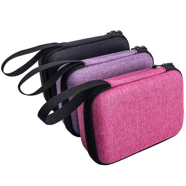 المحمولة الصلب إيفا السفر تحمل حقيبة ل VTech KidiZoom الثنائي الطفل كاميرا اكسسوارات صدمات واقية صندوق تخزين