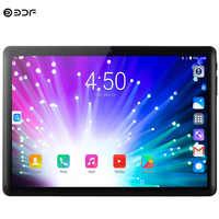 Nowe 10.1 calowe tablety telefoniczne 3G Android 7.0 Google Tablet Pc 3G podwójne karty sim Google Play GPS Bluetooth WiFi Tab 10 cali