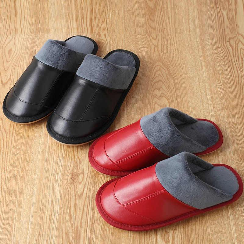 אמיתי כבש עור כפכפים נשים יוקרה מותג 2019 באיכות גבוהה צמר חם נעלי נעליים מקורה