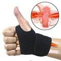 1 шт. запястья руки, регулируемые наручные Поддержка бандаж запястья сжатия Обёрточная бумага с боли при артрите тендинит